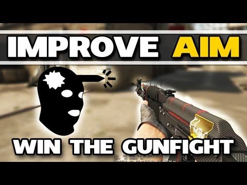 HOW TO GET BETTER AT CSGO #5 | Improve Aiming Really win the