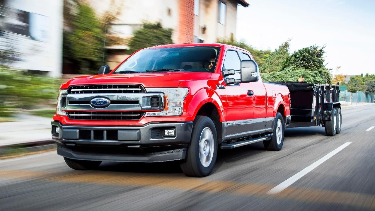 The 2018 Ford F 150 Diesel Rated At Best In Class 30 Mpg Highway
