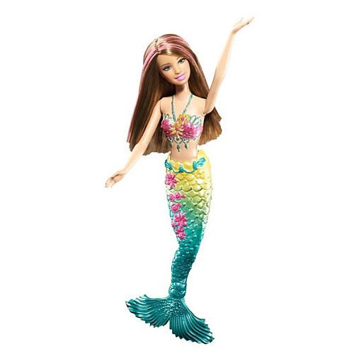mattel barbie mermaid