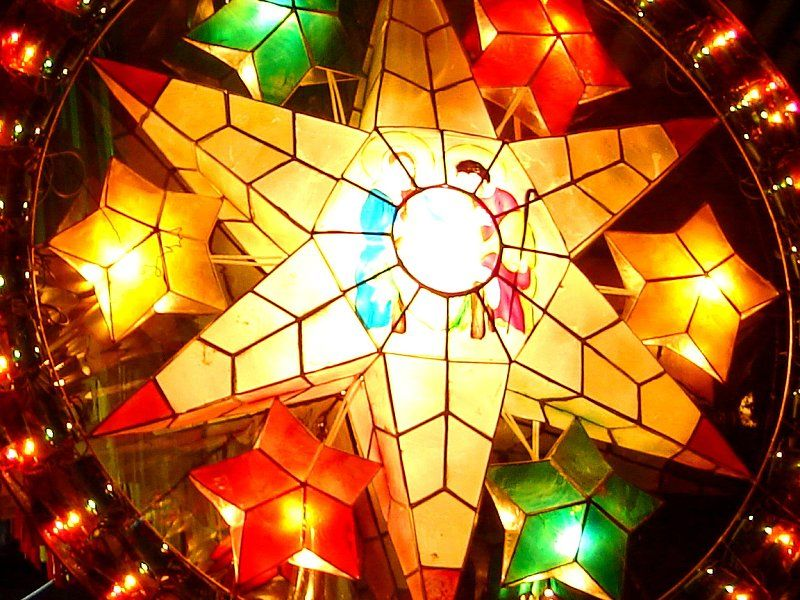 Parol Filipino Christmas Lantern Christmas lanterns