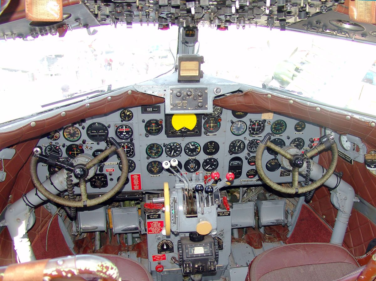 dc interiors douglas dc 3 restoration N34-FFA--Douglas-DC3-Cockpit - Douglas DC-3 - Wikipedia, the free  encyclopedia