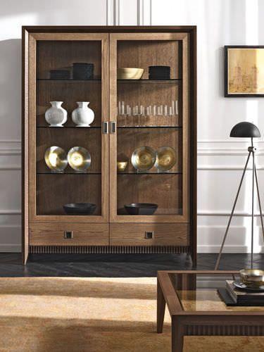 Contemporary china cabinet / wooden AKTUAL F.M. Bottega d\'Arte ...