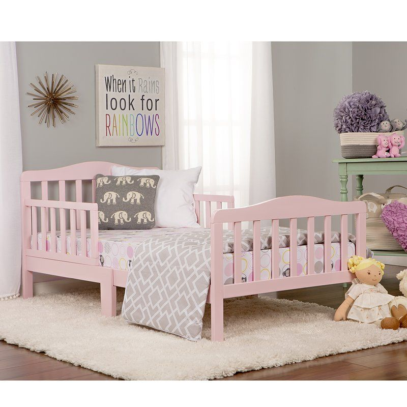 Classic Toddler Bed White Toddler Bed Kid Beds