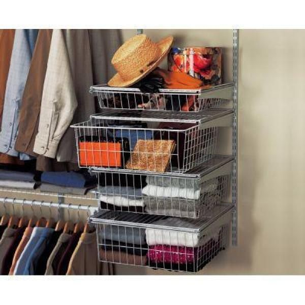 Closetmaid Shelftrack  Drawer Kit  The Home Depot