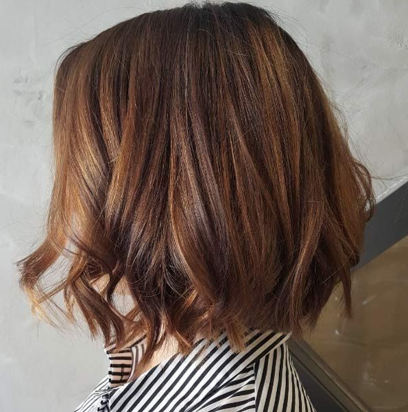 Coloration meches ou balayage cheveux