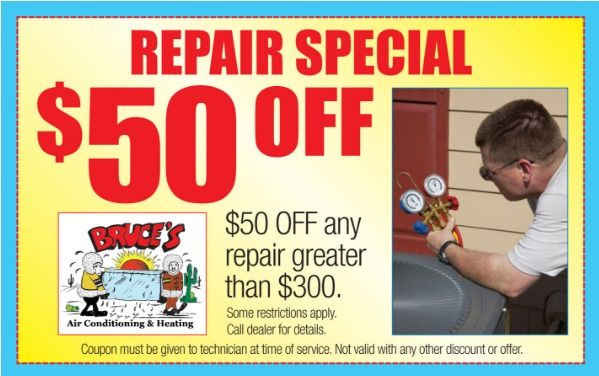 Special Heating And Air Conditioning Offers And Discounts