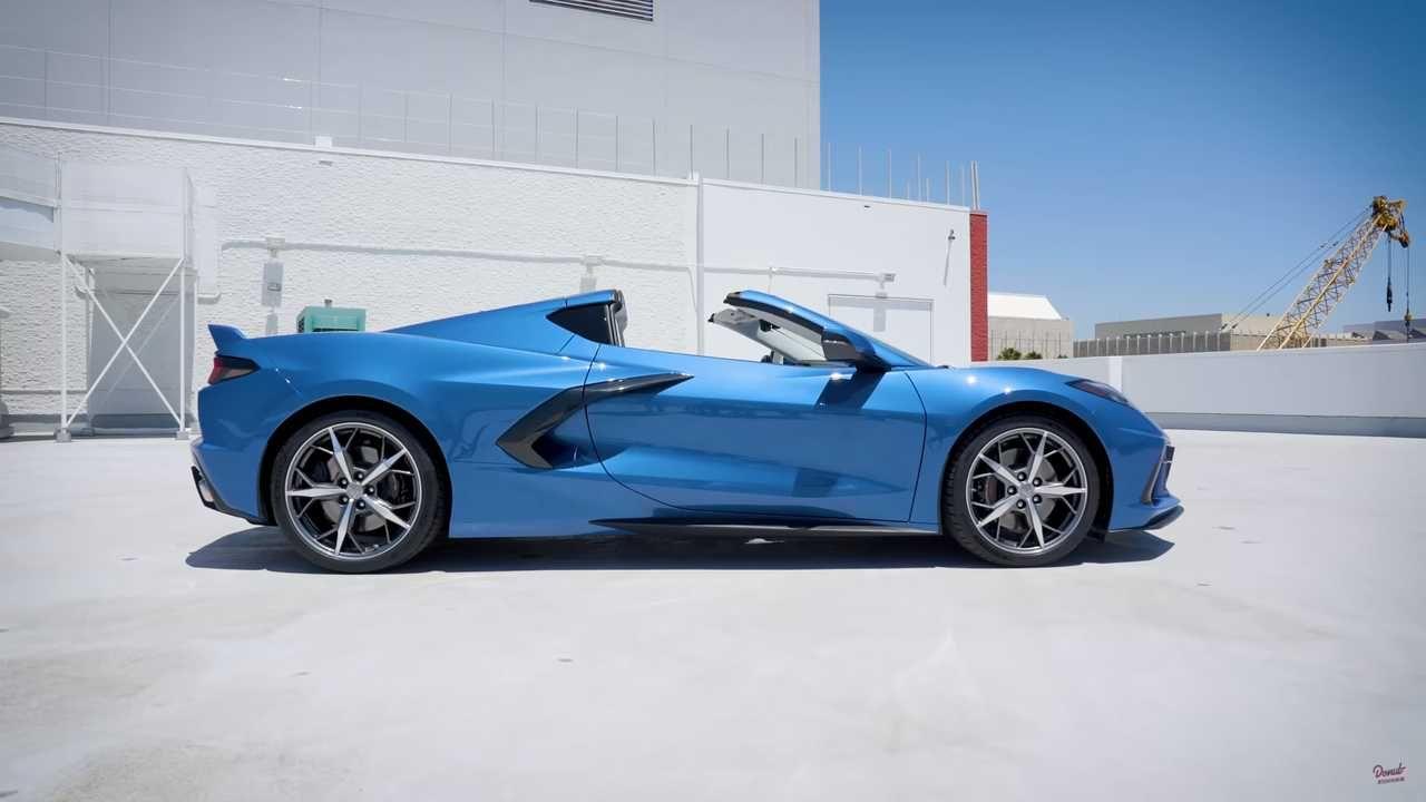 Corvette C8 Pin entmillionaire in 2020 Corvette