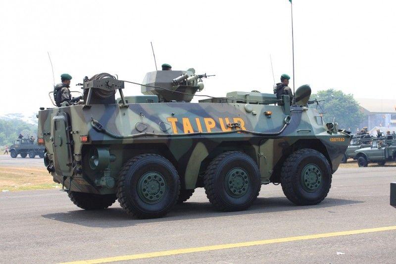 Alutsista Dan Prajurit Tni Jakartagreater Kendaraan Militer Militer Dunia