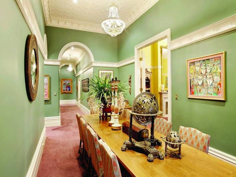 Dining Room Paint Colors, Victorian Dining Room Paint Colors
