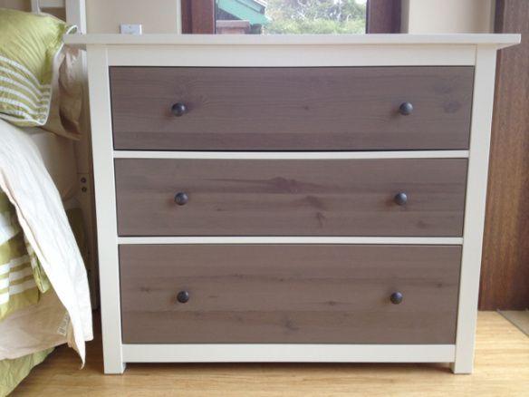 Easy Coastal Transformations For Ikea Dressers
