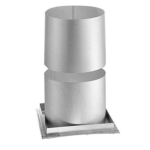 Firestop Radiation Shield Dura Tech Chimney 10 Quot Fireplace Accessories Outdoor Heaters Radiation