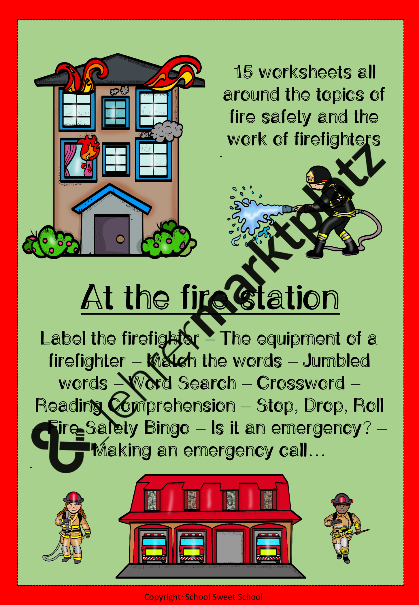 Fire Safety And The Work Of Firefighters