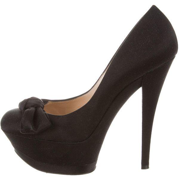 Pre-owned - Cloth heels Casadei Idf0RX2in
