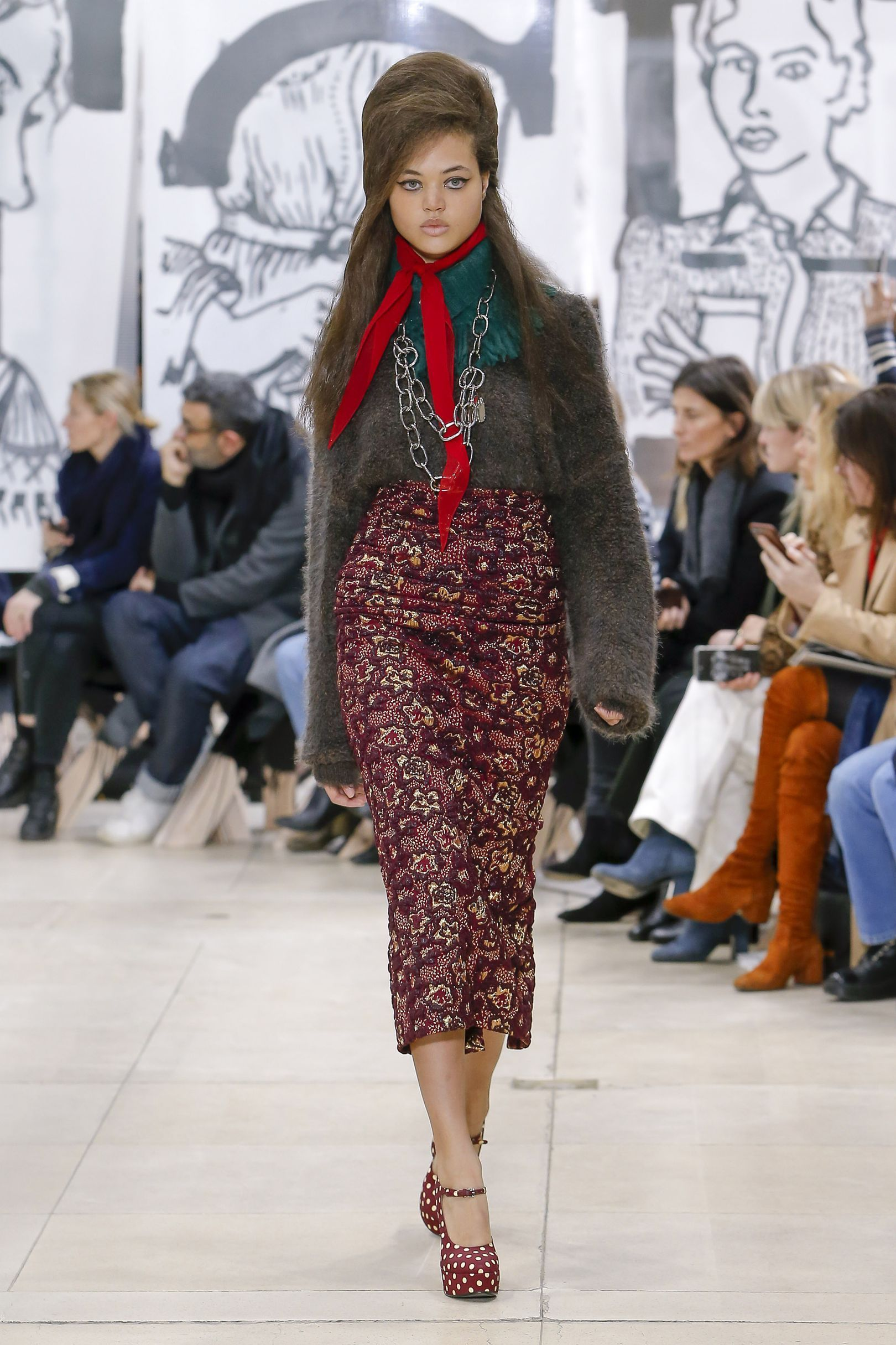 aadf122293f1 Miu Miu Autumn Winter 2018 Ready-To-Wear Collection  FashionTrends2018