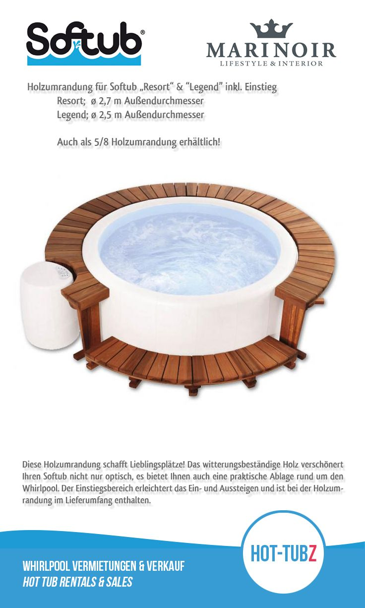 Whirlpool Für 2 Hottubz We Bring Relaxation To You Presentiert Softub