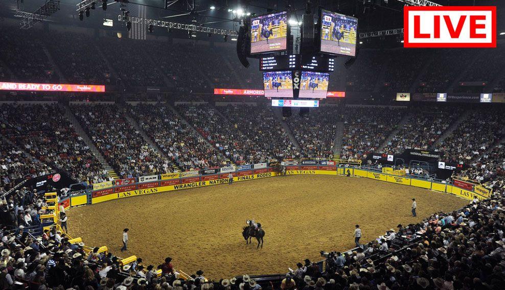 National Finals Rodeo 2019 Watch NFR Live Stream Online