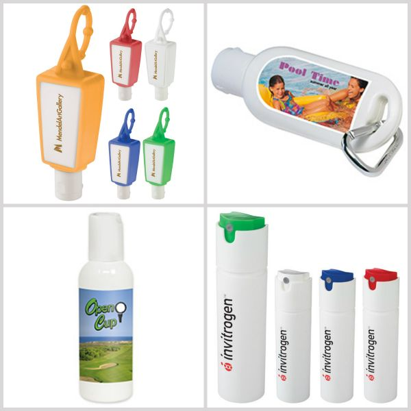 Customized Promotional Sunscreen from HotRef