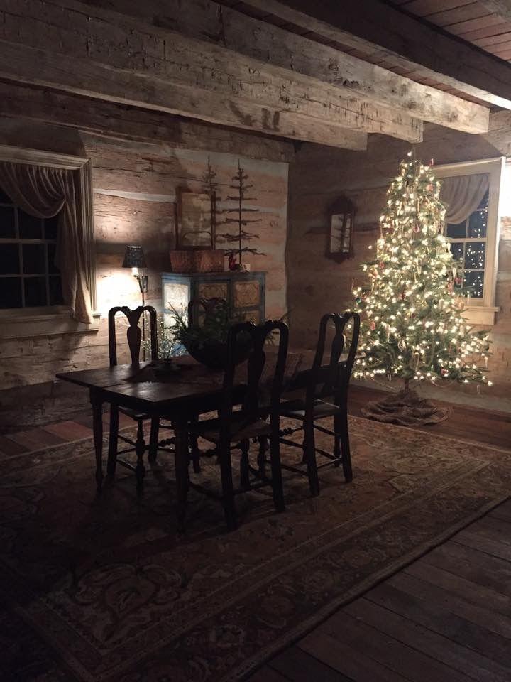 Pin By Lisa Davis On Primitive Christmas Decor Ideas 3