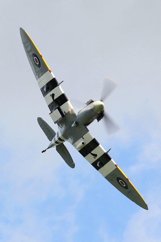 Supermarine Spitfire LF.Vb by Daniel-Wales-Images on DeviantArt