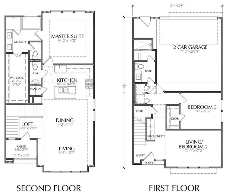 Brownstone Homes, Townhome Design, Luxury Town Home Floor