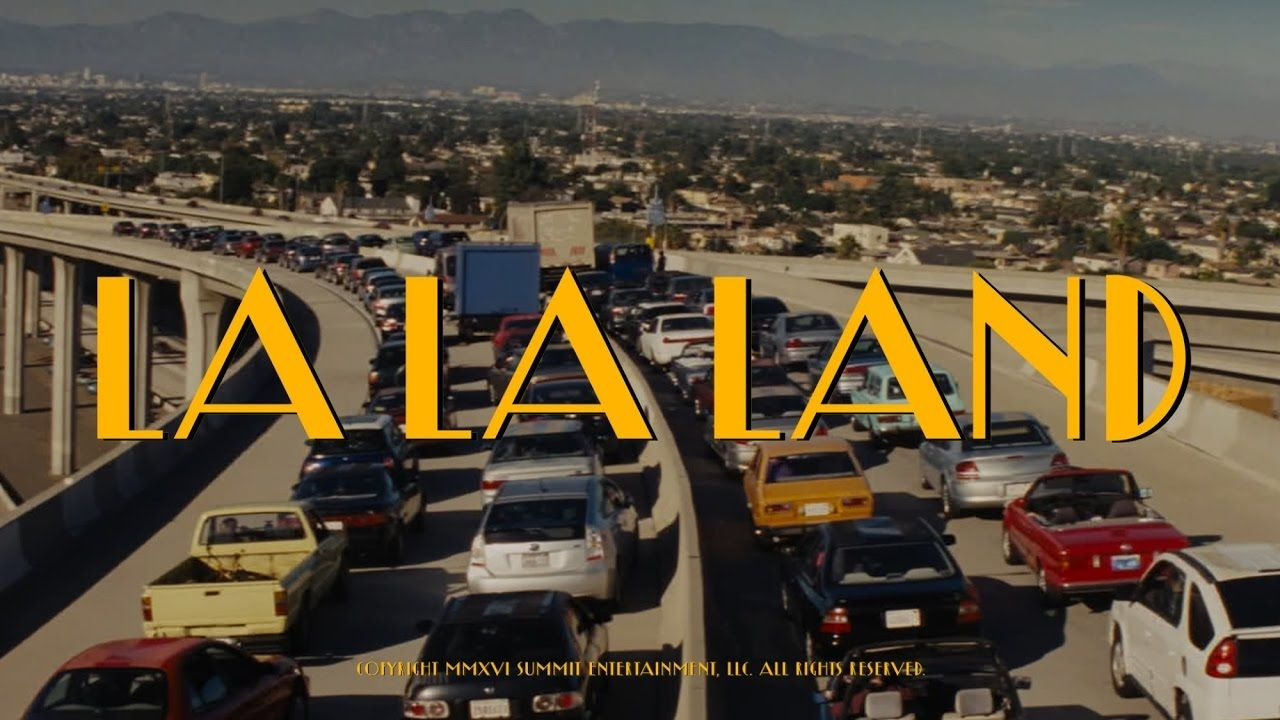 Another Day Of Sun La La Land Opening Scene La La Land Cinematography Favorite Movies