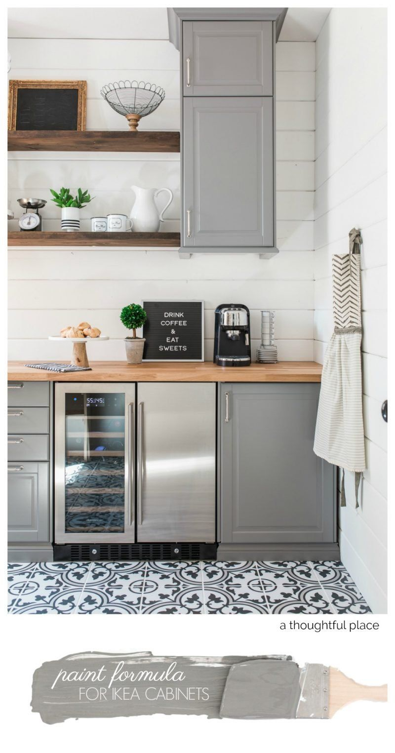 The Custom Color Paint Match Formula To These Ikea Cabinets Use Semi Gloss Paint Ikea Cabinets Ikea Kitchen Cabinets Ikea