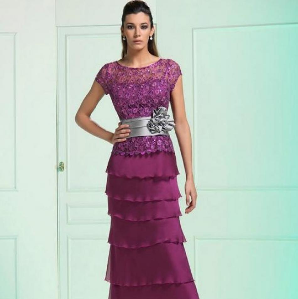 Los vestidos de madrina 2016 | Tendencias 2016 Moda | Pinterest ...