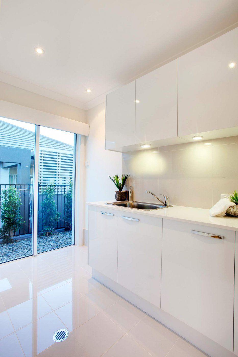 White Bathroom Laundry Storage avoca - images | mcdonald jones homes | new house- bathroom ideas