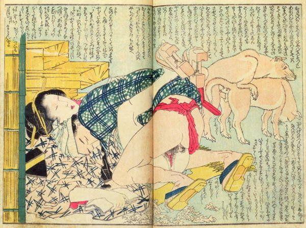 Erotic art 1700-1900