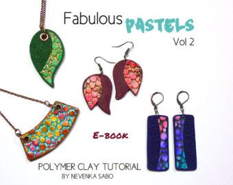 Polymer Clay Tutorial E Book Pdf Tutorial Clay Tutorial Fabulous
