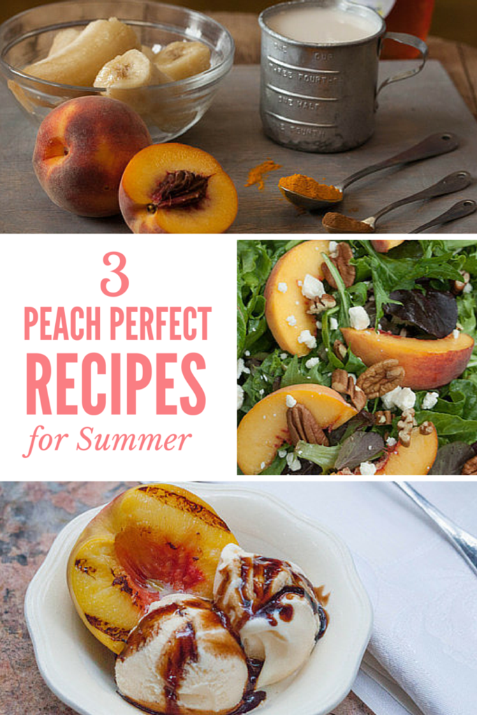 Heading to the Red Stick Farmer's Market today? You will find the sweetest peaches from the sweetest farmer.   Here are 3 ideas of what you can do with them once you get home. #redstickspice #youcancook #homecook #recipe #cookathome #batonrouge #eatbatonrouge #eatathome #letscooktogether #cooktogether