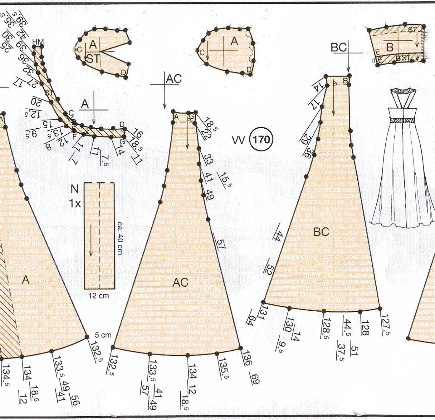 Lutterloh+Blog+answer.jpg (1394×1345) | costura | Pinterest ...
