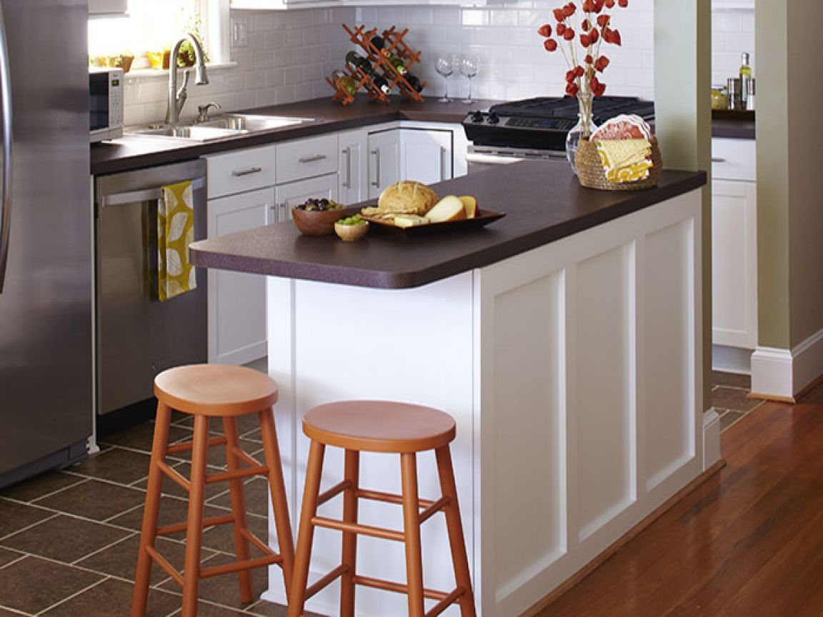 Ideas hgtv small kitchen makeovers budget makeover before and after