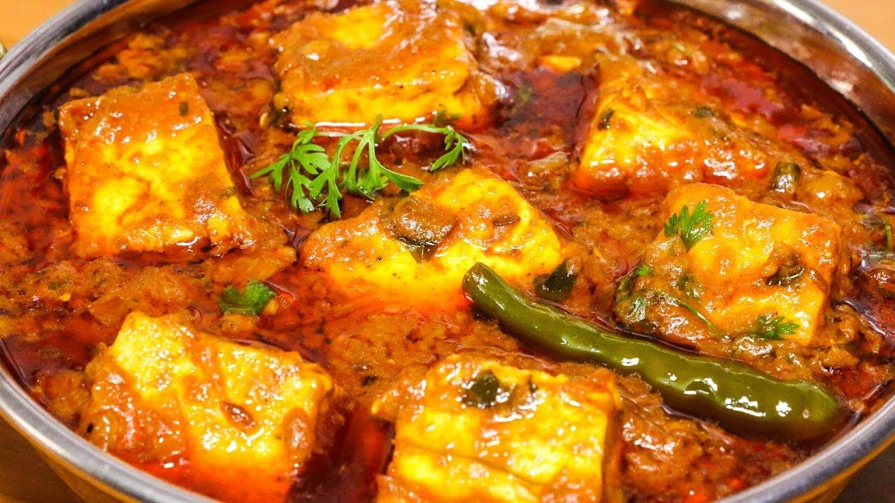 Dhaba Style Paneer Masala Restaurant Style Recipes Paneer Curry