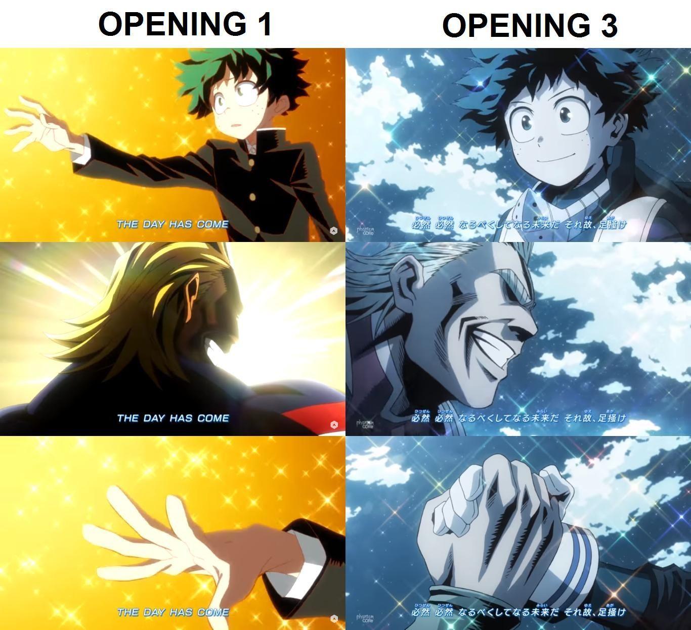 Izuku Has Really Come A Long Way My Hero My Hero Academia Memes Hero Academia Characters