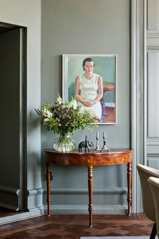 In this private apartment in Malmö, the Interior Design