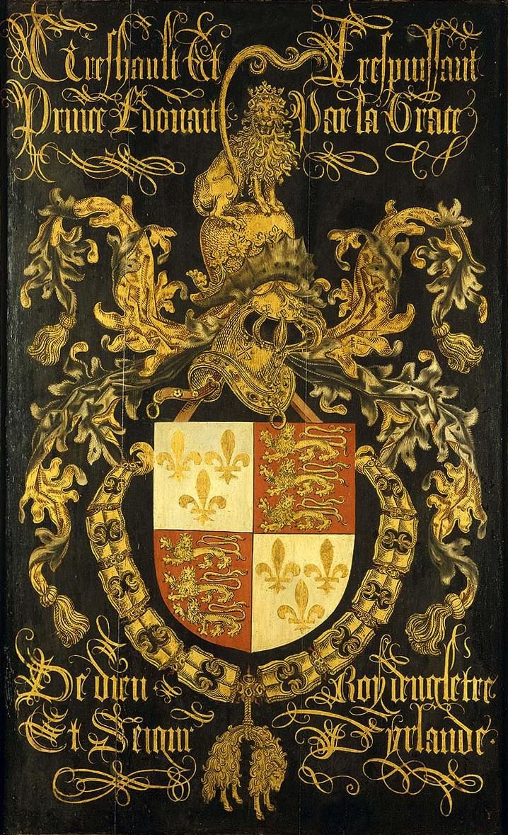 Shield of edward iv as knight of the order of the golden fleece shield of edward iv as knight of the order of the golden fleece biocorpaavc Choice Image