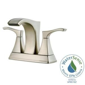 Pfister Venturi 4 Incenterset 2Handle Bathroom Faucet In Unique Pfister Bathroom Faucet Inspiration Design