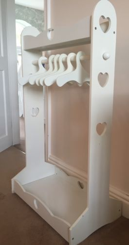 Great Little Trading Company Sweetheart Dressing Up/Clothes Rail - White https://t.co/HShJYrQ6WU https://t.co/Nf0QDTpV3t