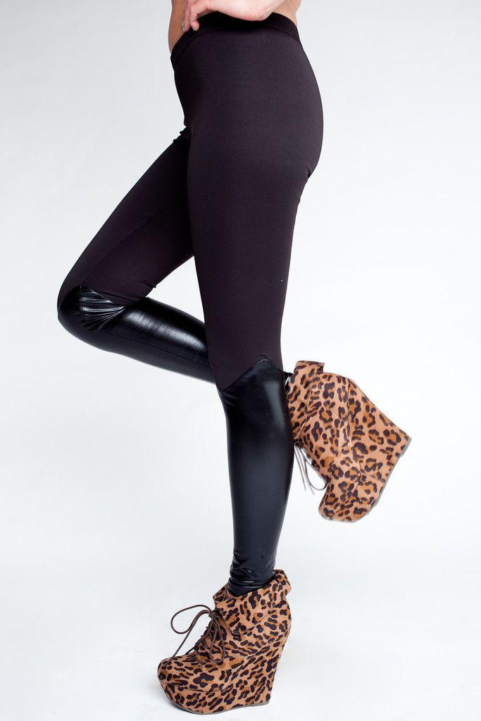 Warehouse Rave Legging  $45  http://thompsonfifteen.com/products/warehouse-rave-legging#