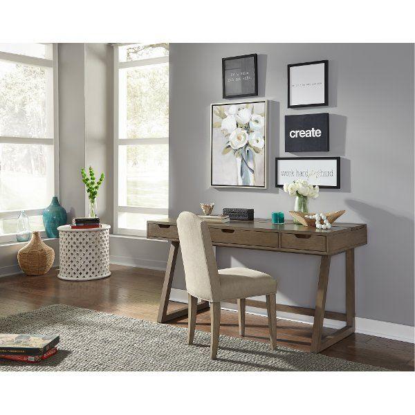 Contemporary Dusk Brown Lift Lid Desk Cheap Office Furniture Classic Office Furniture Office Furniture Design