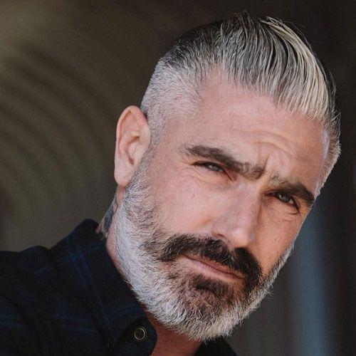 25 Best Hairstyles For Older Men 2019 Best Hairstyles