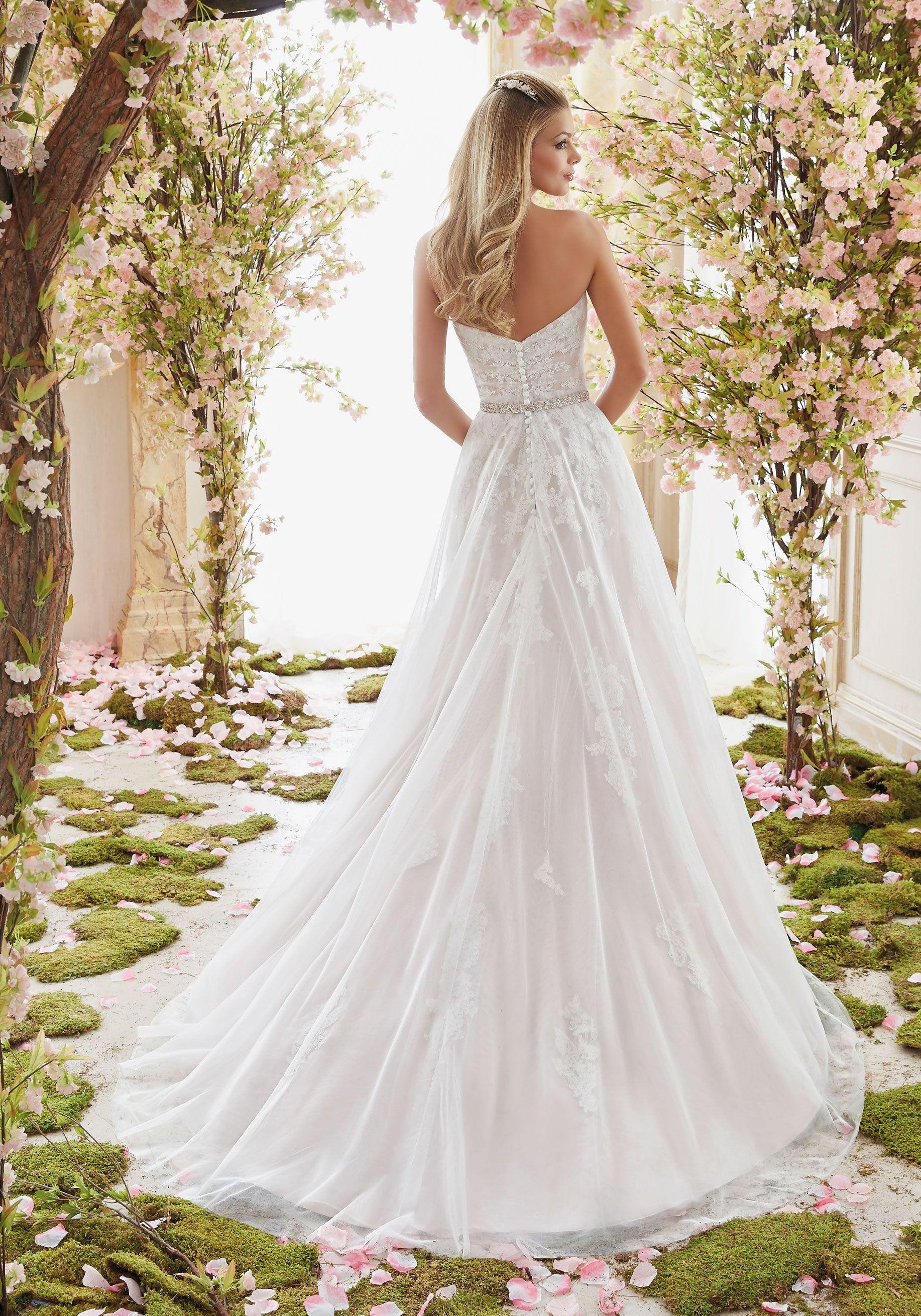 Morilee Bridal Madeline Gardner Romantic Soft Tulle