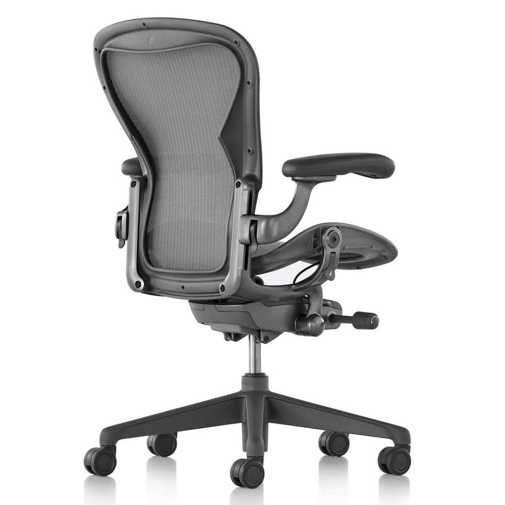 Herman Miller Schreibtisch Stühle Rustikale Home Office Möbel