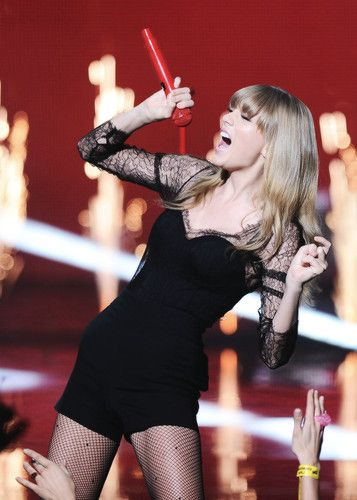 Taylor Swift style!