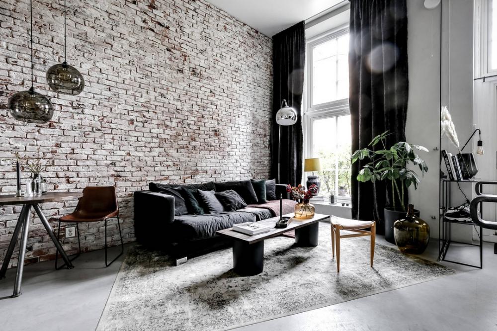 Un Lieu Tout Particulier Apartamento Escandinavo Decoracion Hogar Casas De Diseno Industrial
