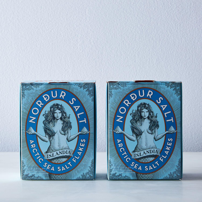 Nordur Icelandic Sea Salt (2-Pack) | Sea salt and Foods
