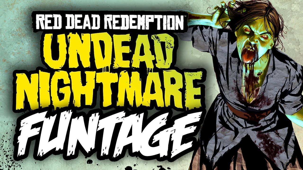 Red Dead Redemption Undead Nightmare Funtage Funny Moments