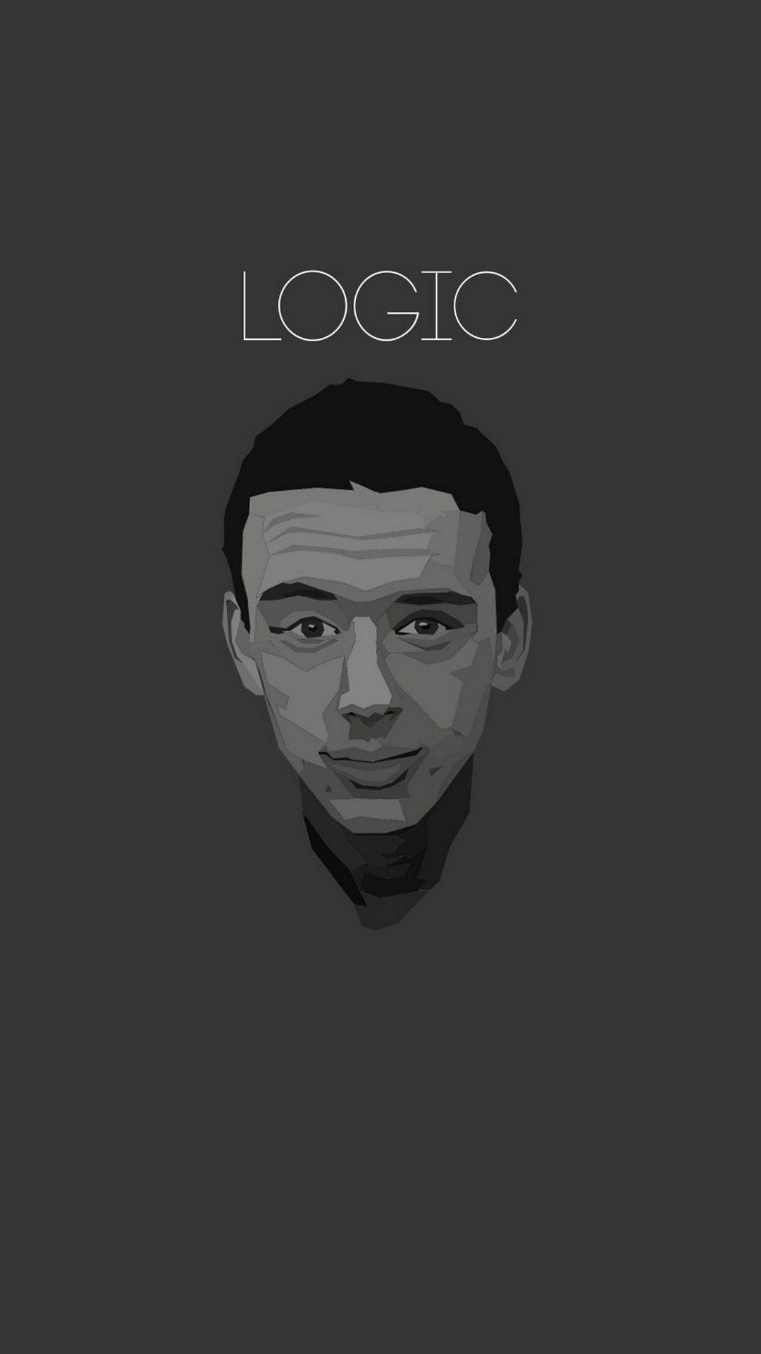 Wallpaper Logic Rapper Iphone Best Iphone Wallpaper Logic Rapper Joyner Lucas Logic Rapper Wallpaper