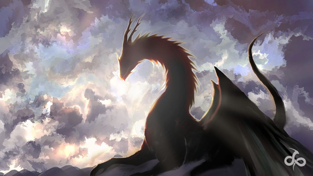4k Dragon Wallpaper Drachen 4k Ultra Hd Wallpaper Hintergrund In 2020 Dragon Artwork Dragon Illustration Dragon